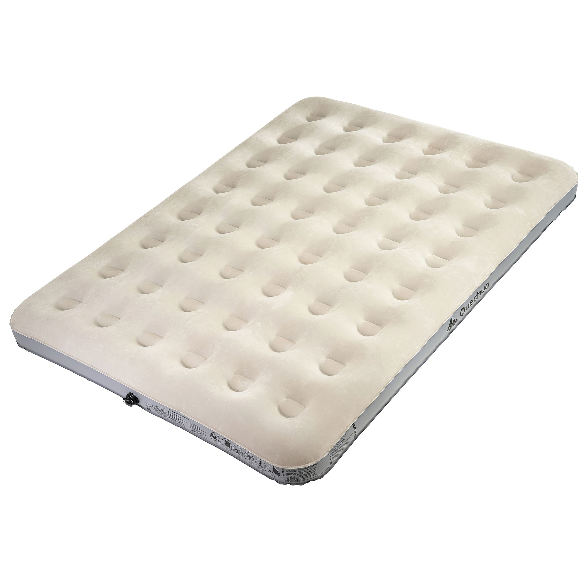 matelas gonflable de camping air basic 140 2 pers clubs collectivit s decathlon pro. Black Bedroom Furniture Sets. Home Design Ideas
