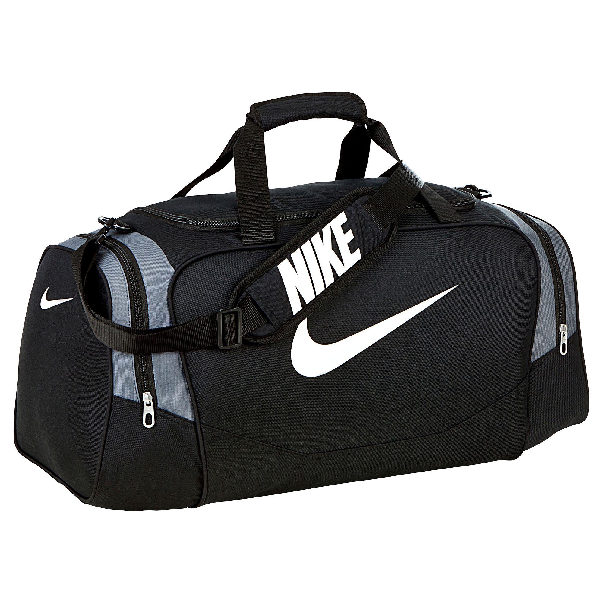 ID - Grand sac de sport (40 litres) (Taille unique) (Rouge) PislS9xFw