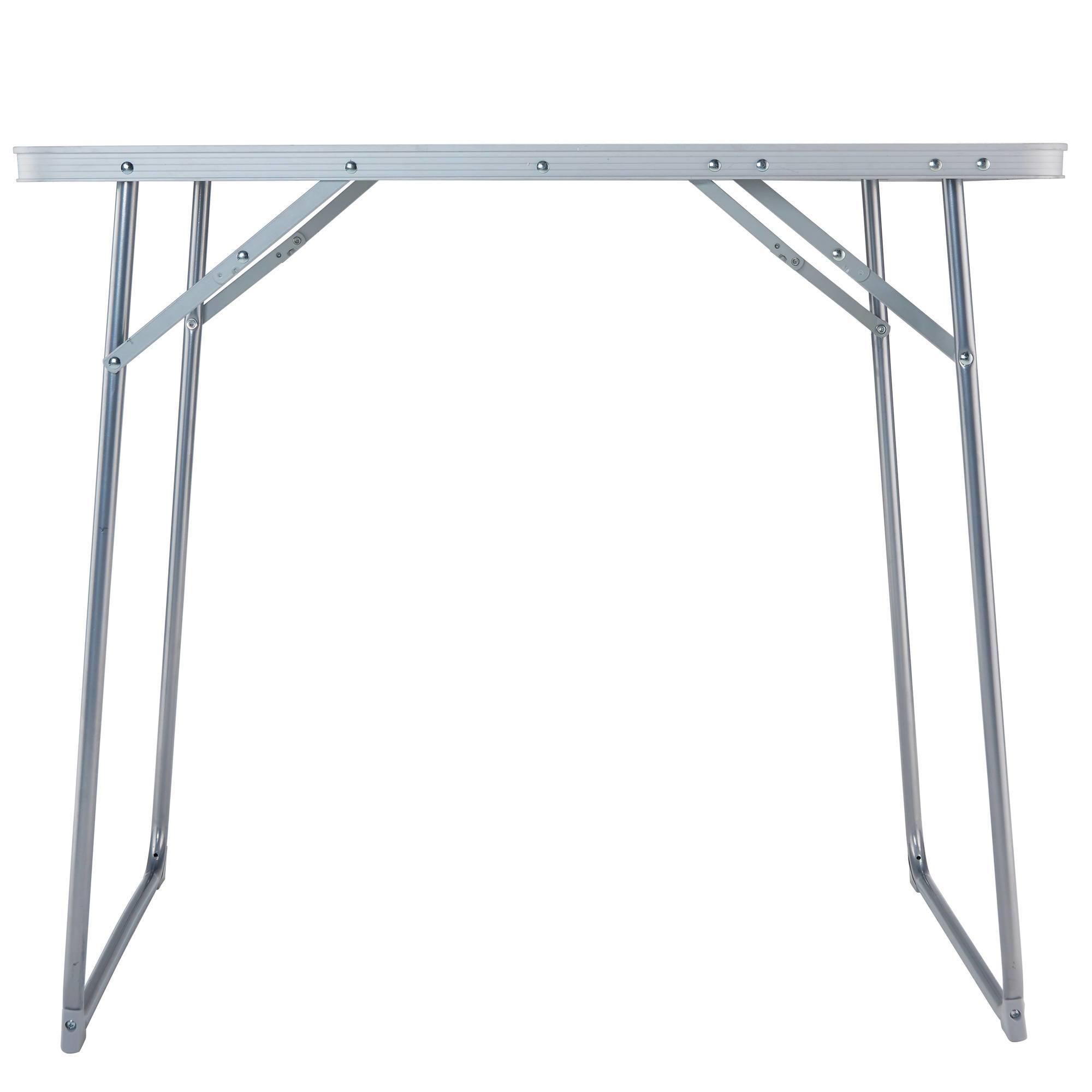 table de camping 4 personnes clubs collectivit s decathlon pro. Black Bedroom Furniture Sets. Home Design Ideas