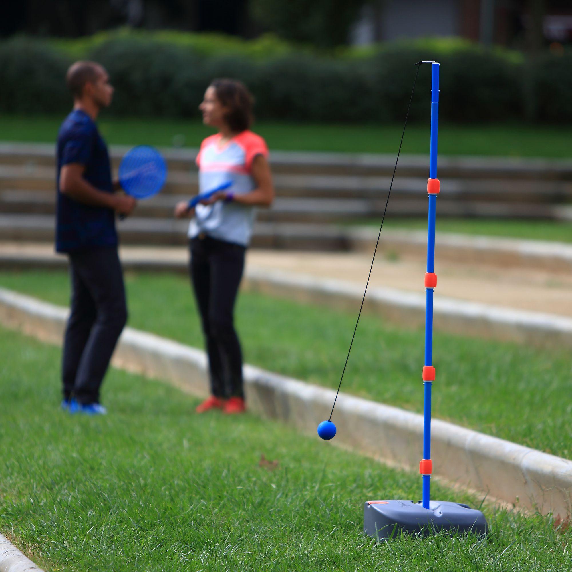 Turnball gris bleu clubs collectivit s decathlon pro - Decathlon jeux exterieur ...
