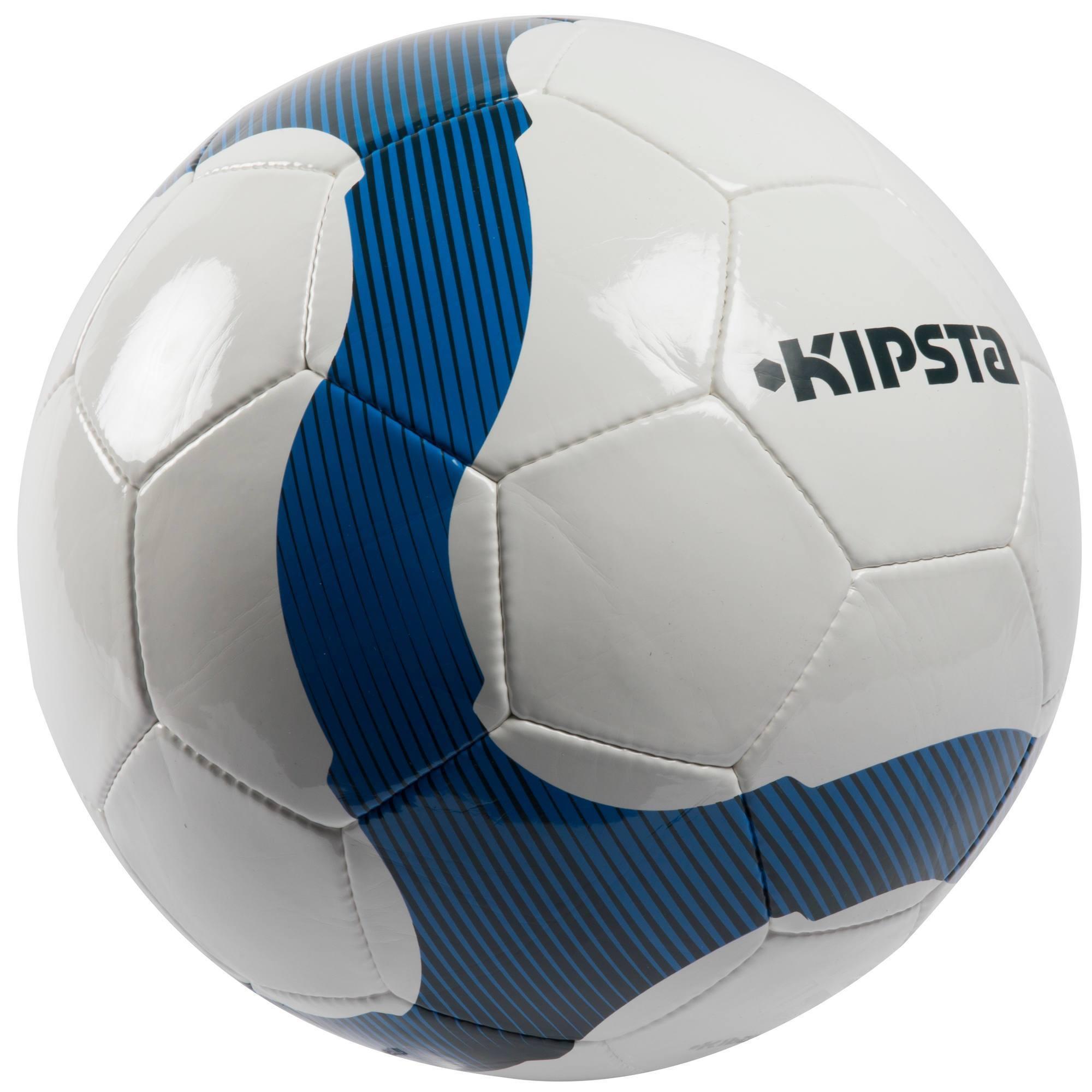 Ballon de football pour le Foot Fauteuil blanc bleu