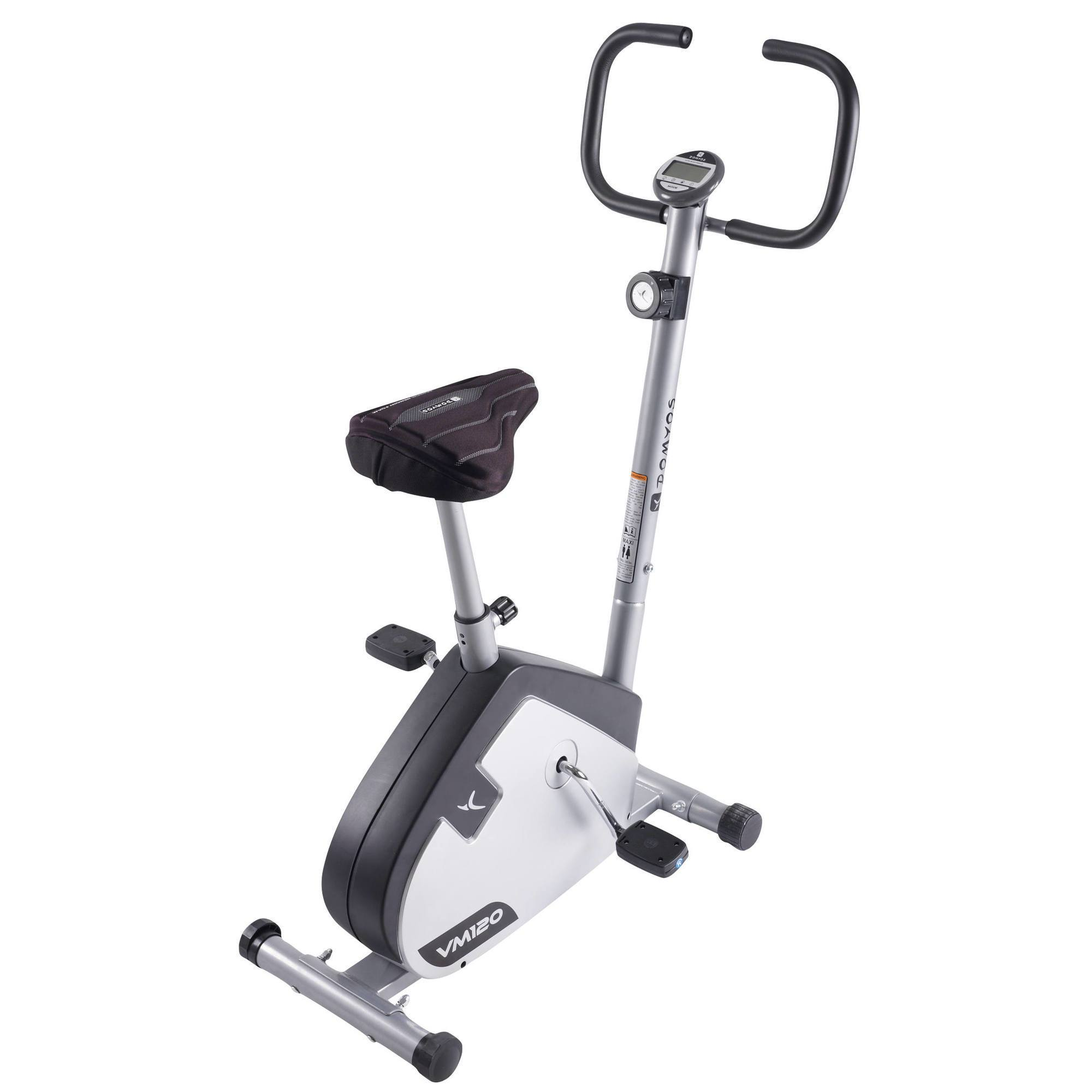 Couvre selle pour vélo d appartement Domyos Clubs & Collectivités