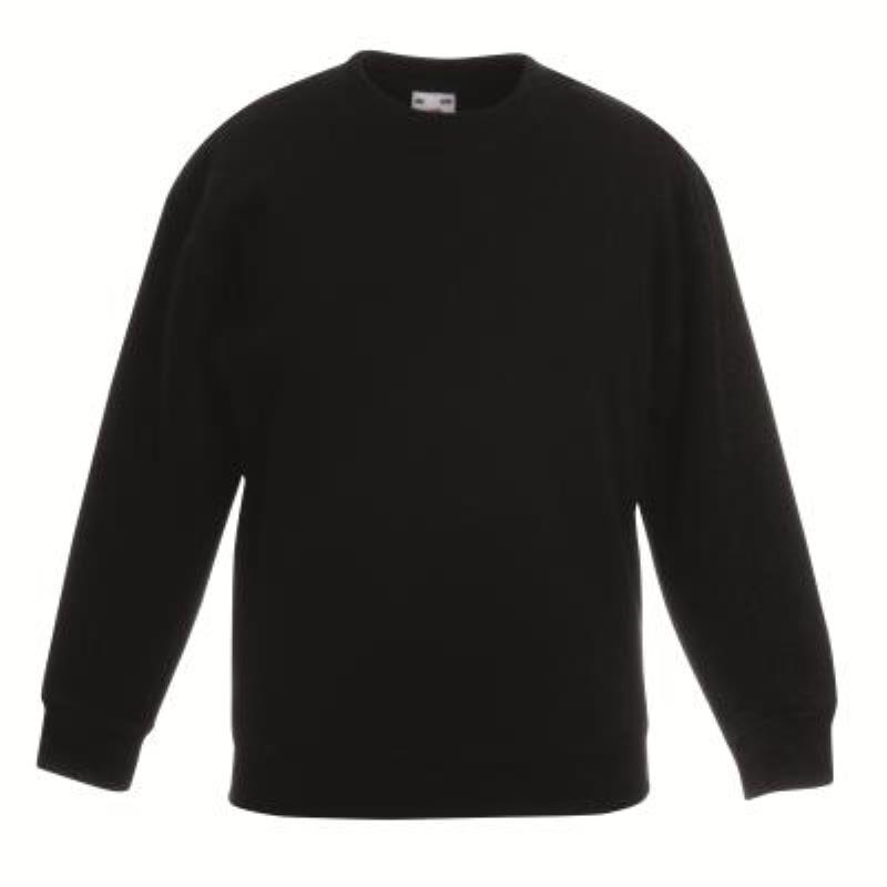 SWEAT SHIRT ENFANT NOIR