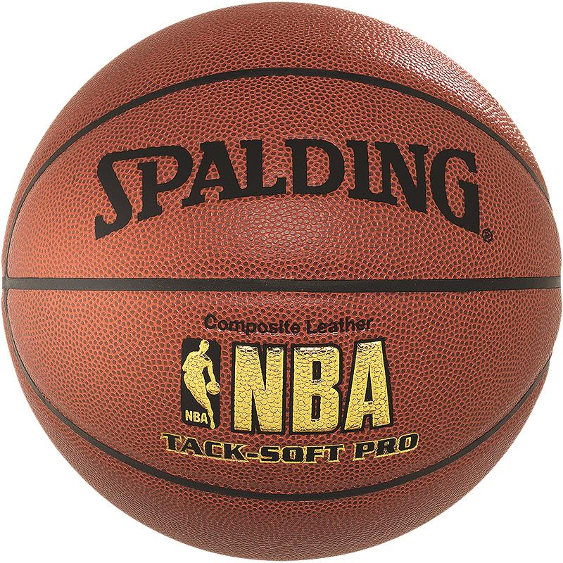 BALLON BASKET-BALL SPALDING TACK SOFT NBA