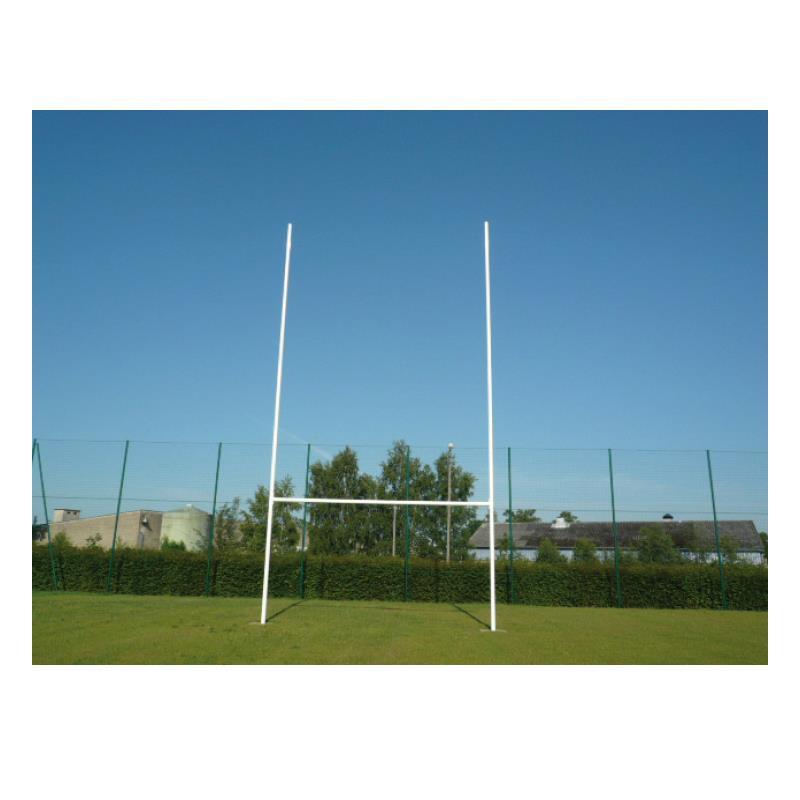 PAIRE POTEAUX RUGBY ALUMINIUM