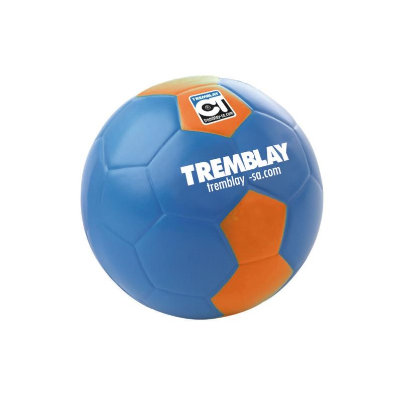 BALLON HANDBALL MOUSSE PVC
