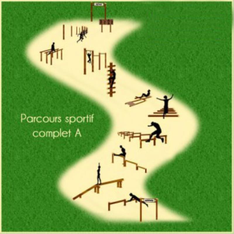 PARCOURS SPORTIF COMPLET A