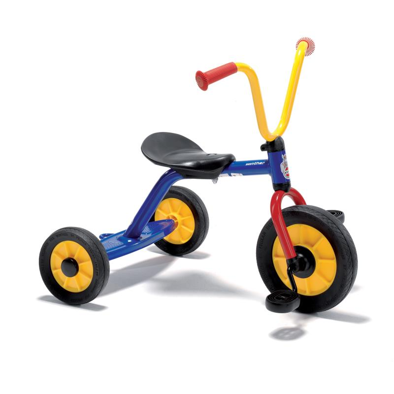 TRICYCLE MATERNELLE MINI VIKING 2 - 4 ANS WINTHER