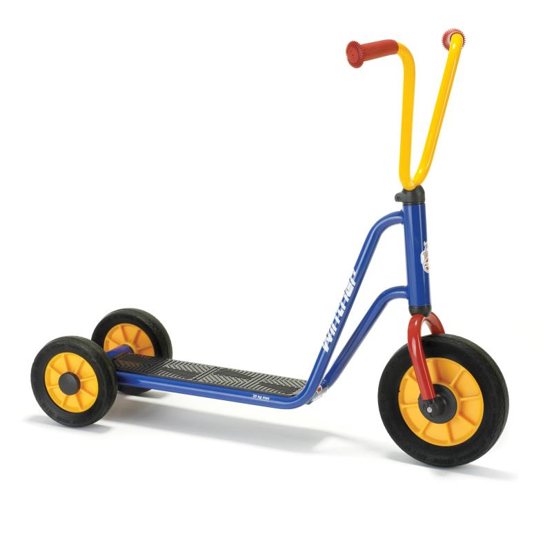 TROTTINETTE MATERNELLE 3 ROUES MINI VIKING 2-4 ANS WINTHER