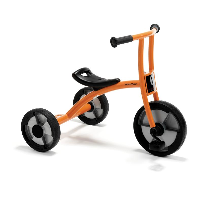 TRICYCLE ÉCOLE CIRCLE 3 - 6 ANS WINTHER