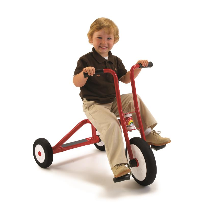 TRICYCLE ÉCOLE MEDIUM 3-6 ANS