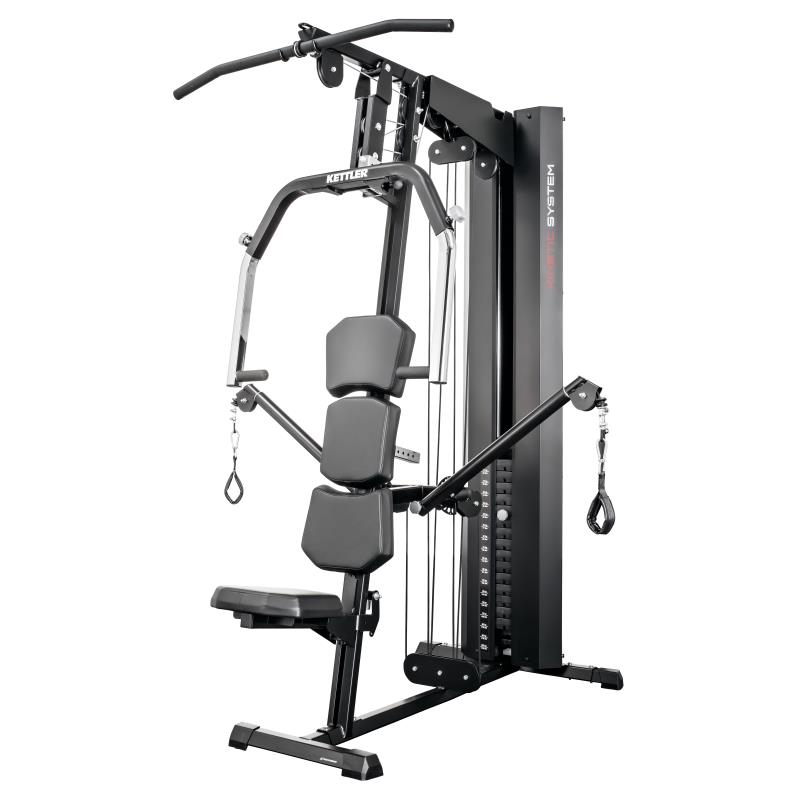 Station de musculation kinetic system kettler clubs collectivit s d - Station de musculation professionnelle ...