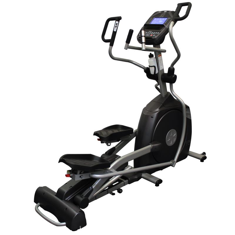 V lo elliptique uno fitness xe5 0 pro clubs collectivit s decathlon - Velo elliptique intensif ...