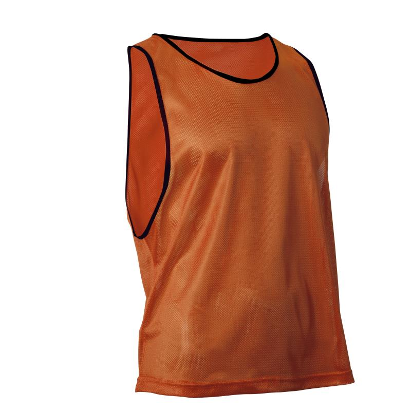 CHASUBLE DE SPORT ORANGE
