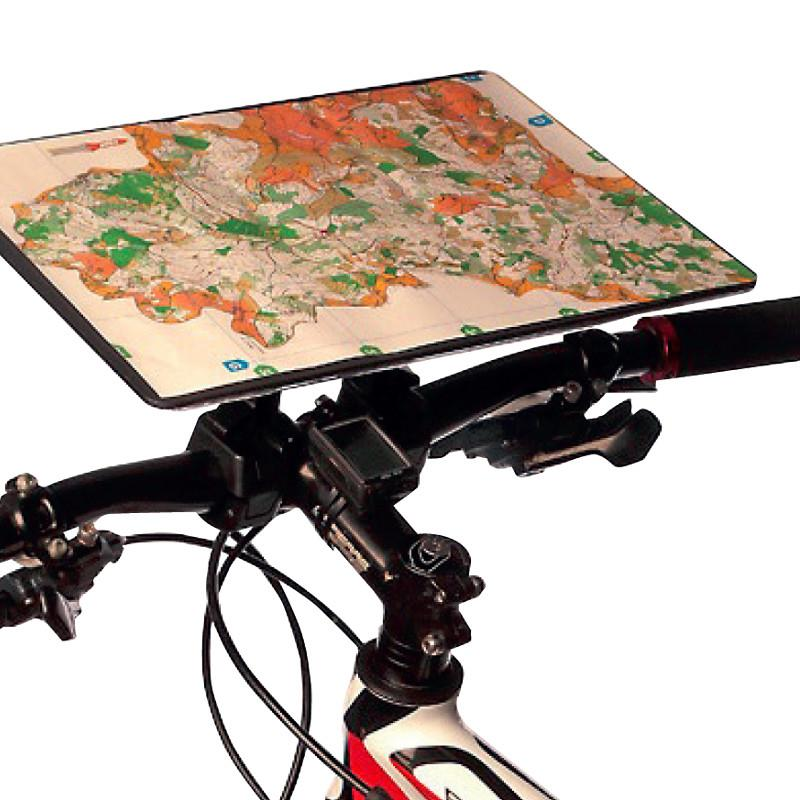 PORTE CARTE VTT ORIENTABLE