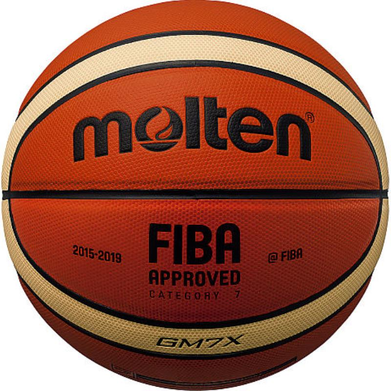 BALLON BASKET MOLTEN GMX TAILLE 7 COMPETITION