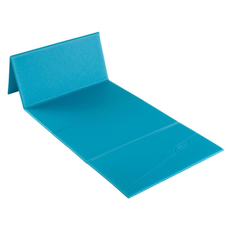 tapis de gym pliable 520 bleu clubs collectivit s decathlon pro. Black Bedroom Furniture Sets. Home Design Ideas