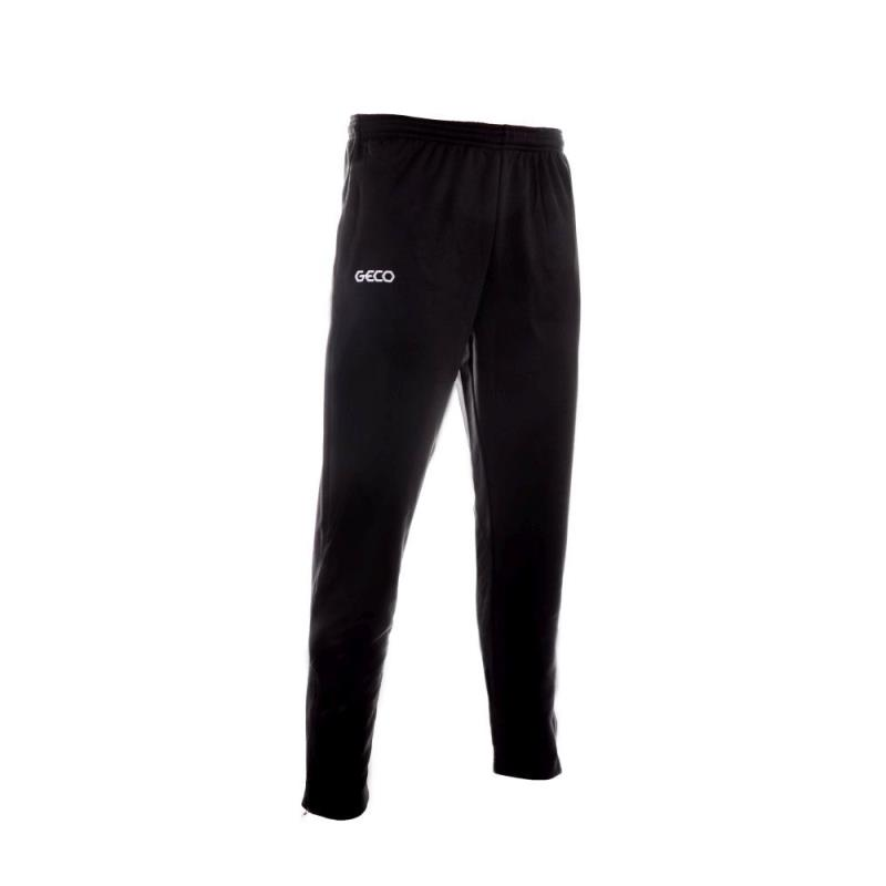 PANTALON SURVETEMENT ENFANT OU ADULTE NOIR GECO