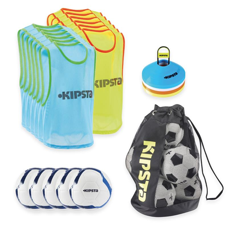 kit initiation football kipsta f100 hybrid enfant - .