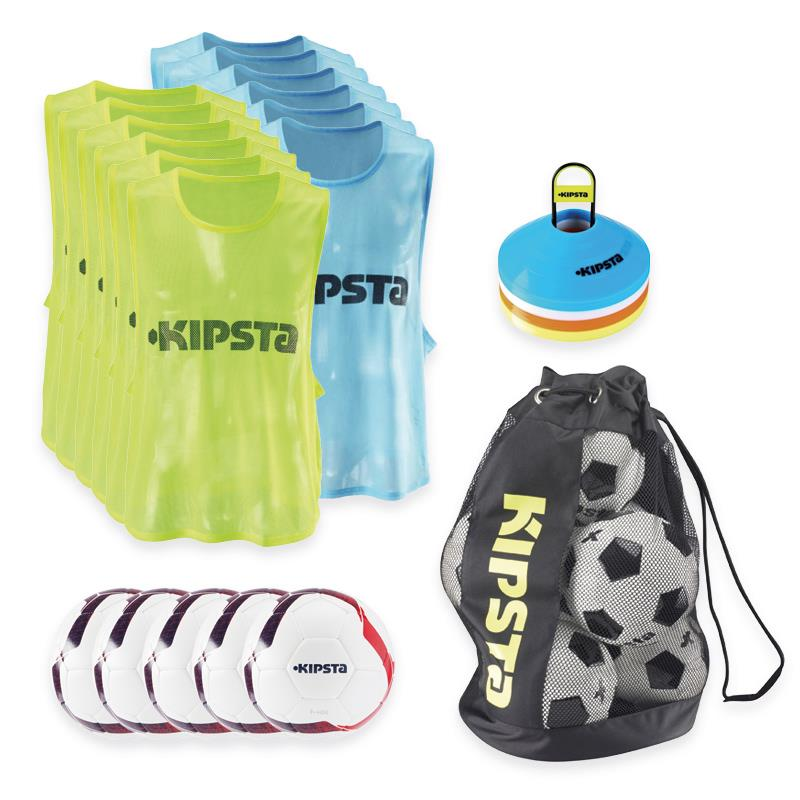 kit initiation football kipsta f100 hybrid - Junior