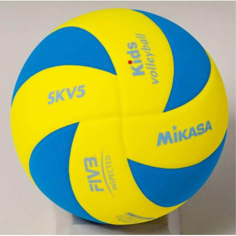 BALLON VOLLEY BALL SKV5 KIDS JUNIOR INITIATION MIKASA