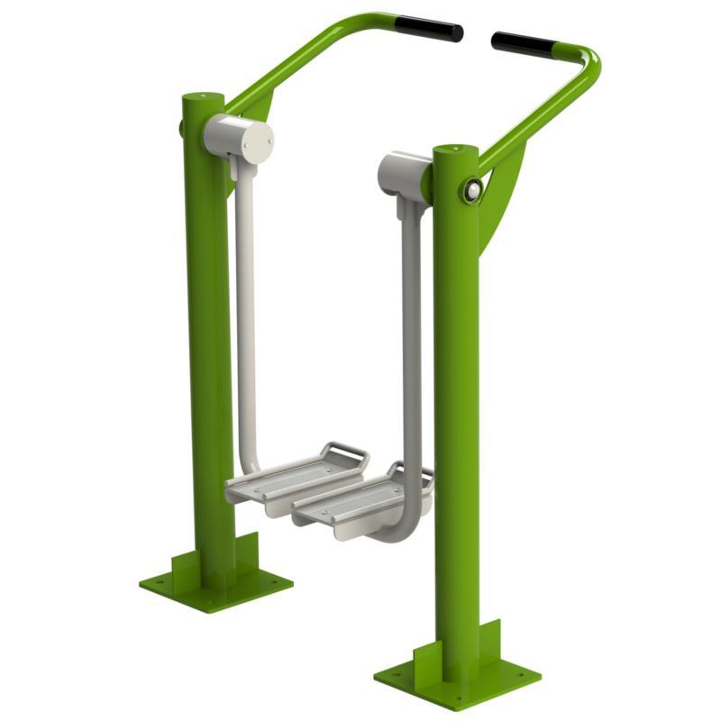 Marcheur module de fitness ext rieur clubs for Exterieur gym