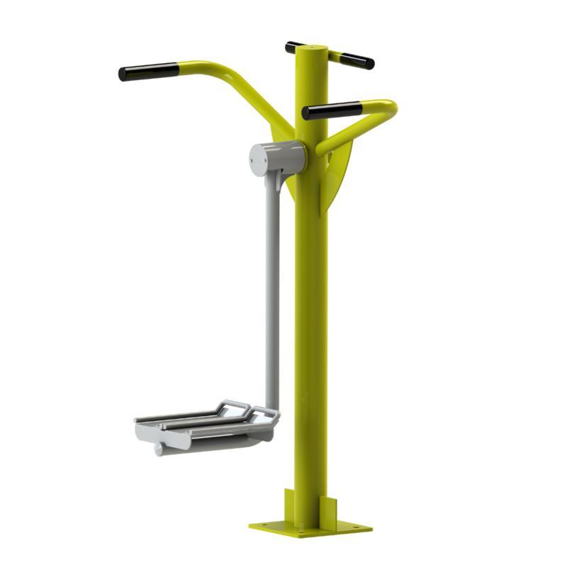Hip machine module de fitness ext rieur clubs for Exterieur gym