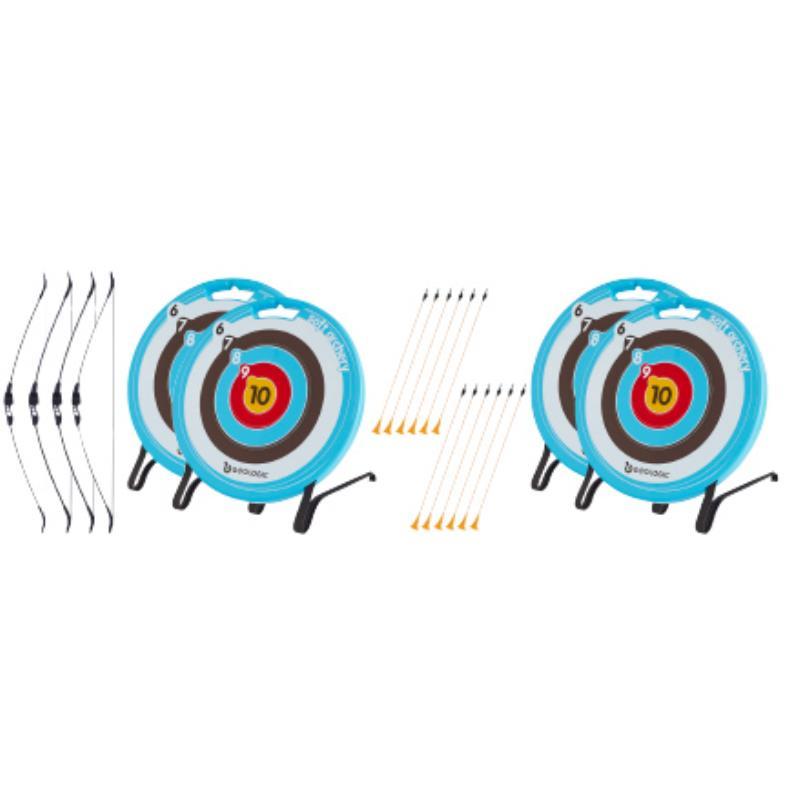 Kit soft archery collectivités - .