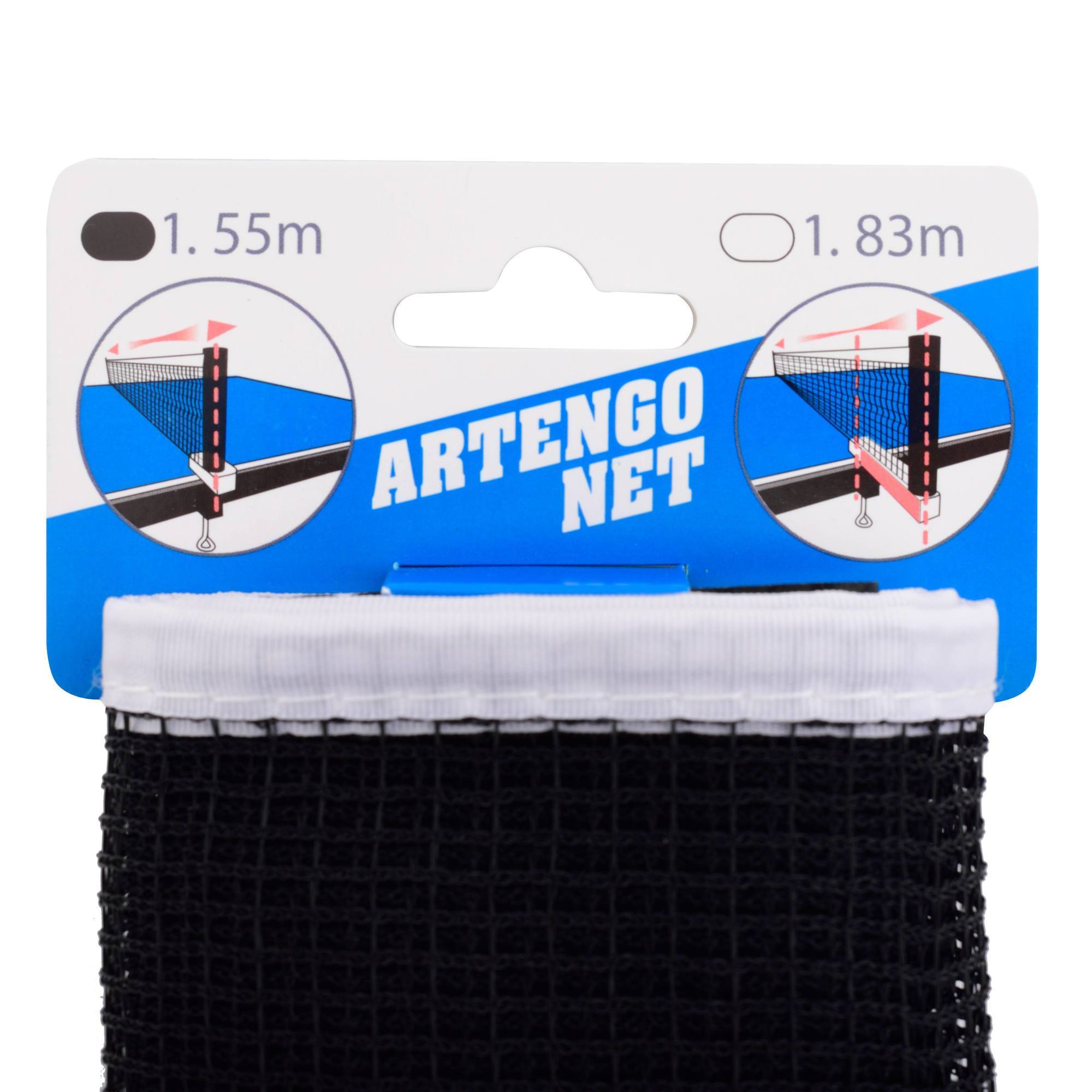 Filet de tennis de table ARTENGO NET 155 cm