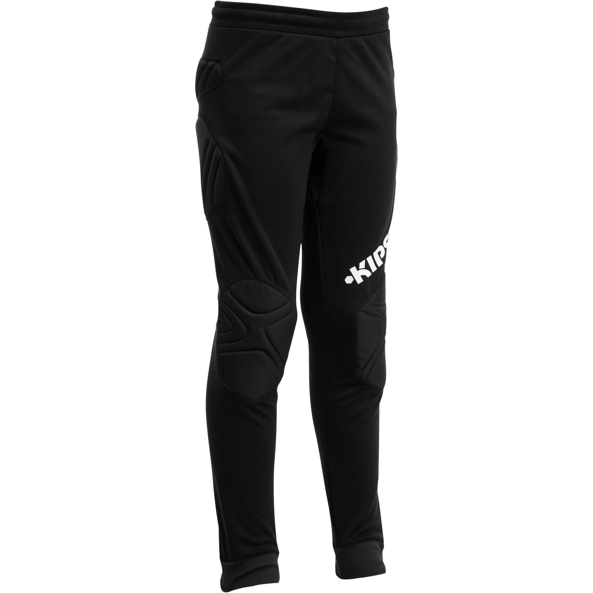 Pantalon gardien football enfant F300 noir