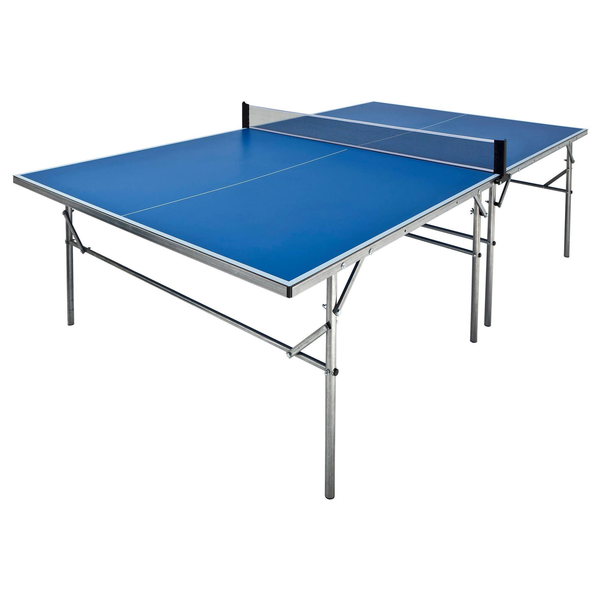 TABLE DE PING PONG EXTERIEUR FT720 BLEU