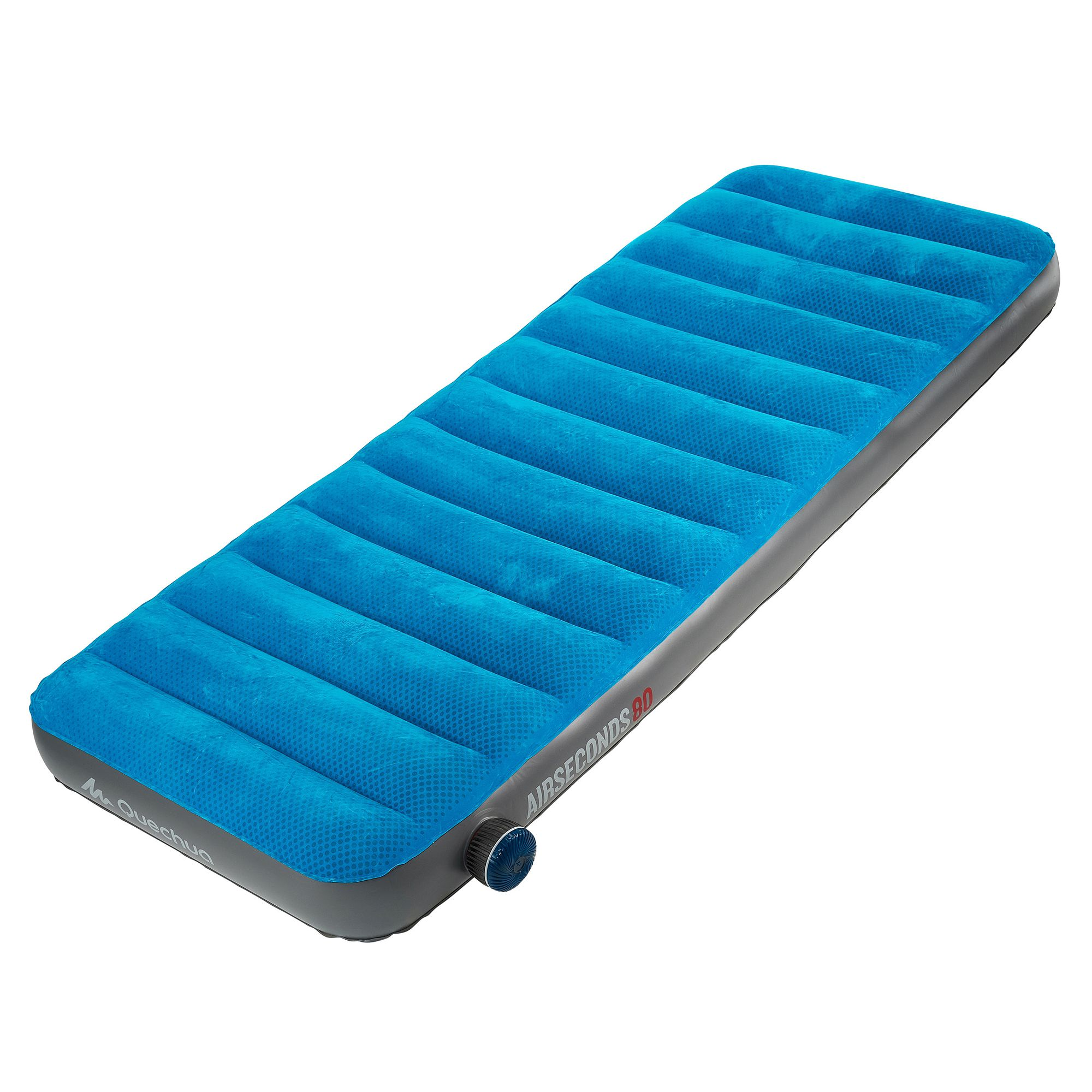 matelas gonflable de camping air seconds 80 1 pers clubs collectivit s decathlon pro. Black Bedroom Furniture Sets. Home Design Ideas