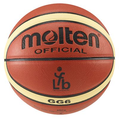 Ballon basket ball molten gg6x taille 6 competition clubs collectivit s decathlon pro - Ballon basket decathlon ...