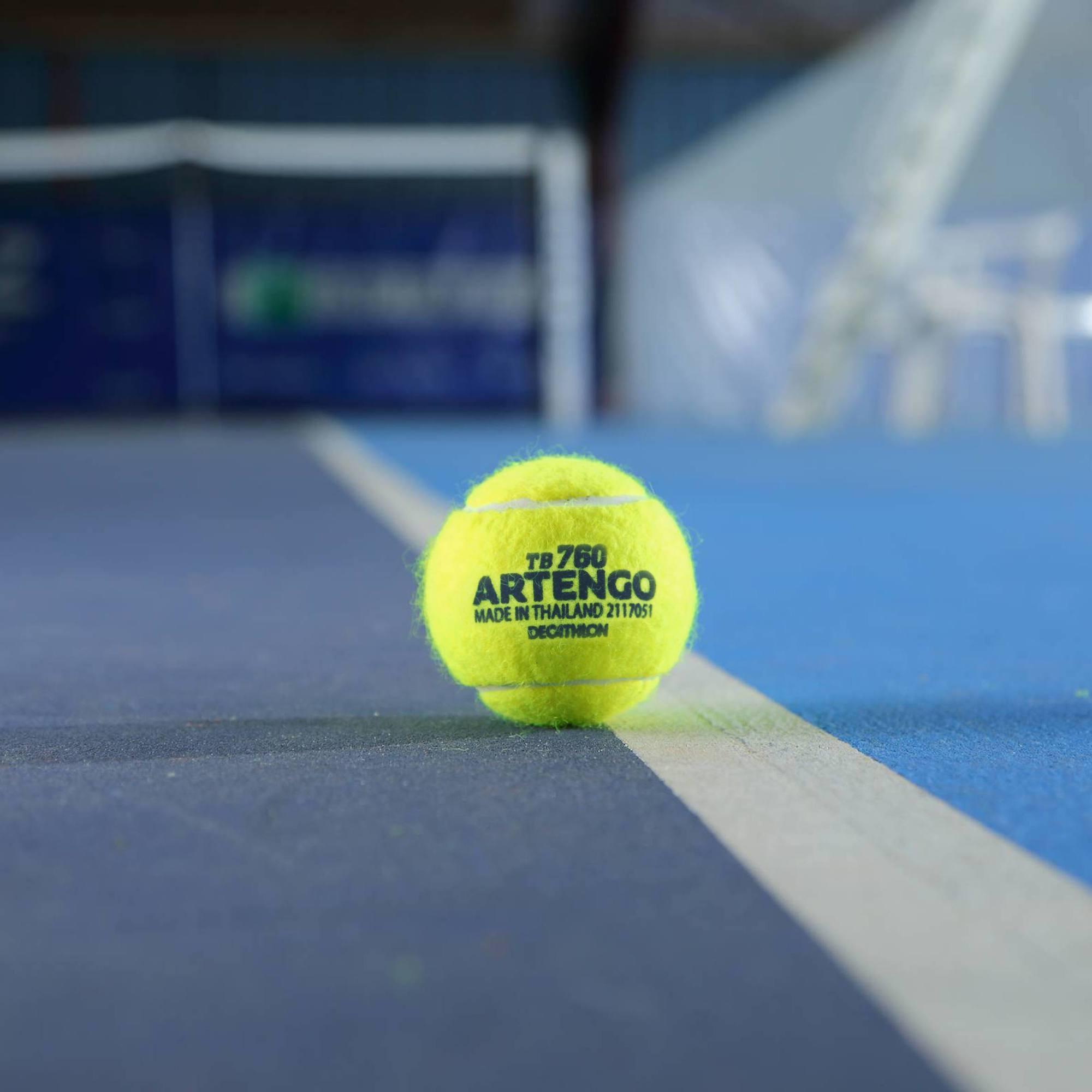 Balle de tennis artengo tb760 clubs collectivit s - Jeux exterieur decathlon ...