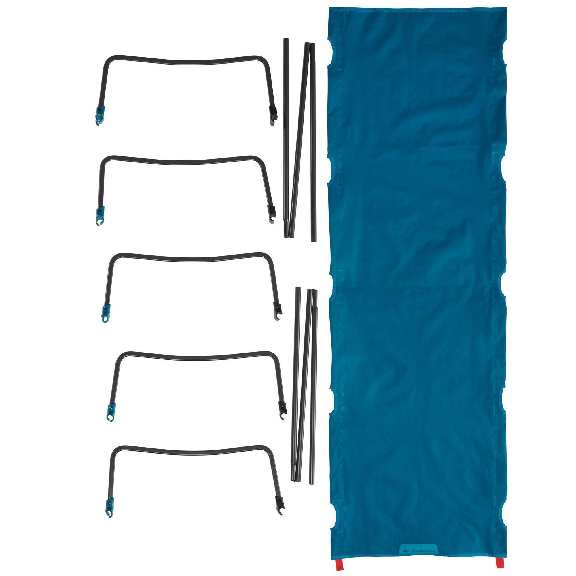 lit de camp 1 personne camp bed 60 clubs collectivit s decathlon pro. Black Bedroom Furniture Sets. Home Design Ideas