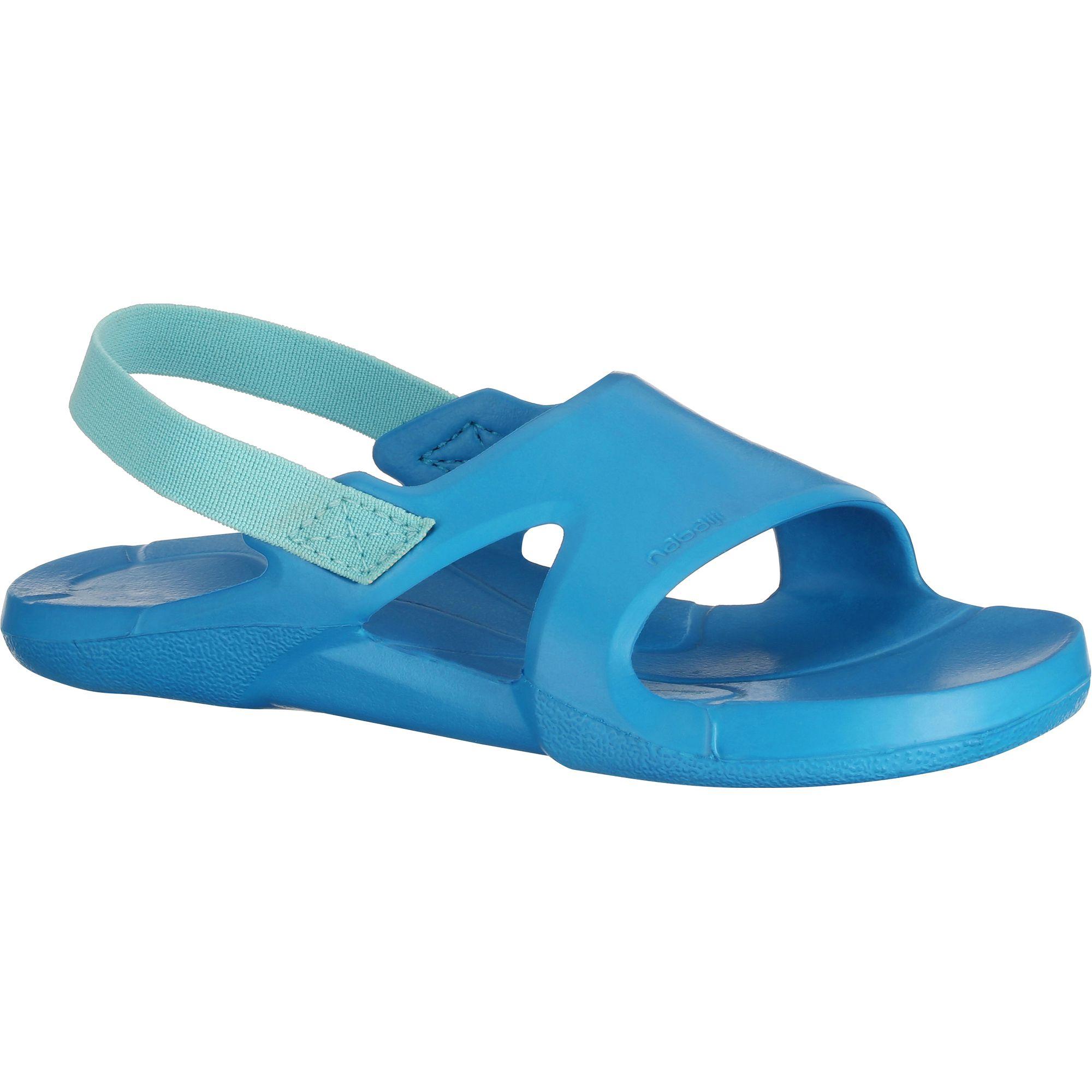 Sandale natation garcon bleu clubs collectivit s for Chausson pour piscine