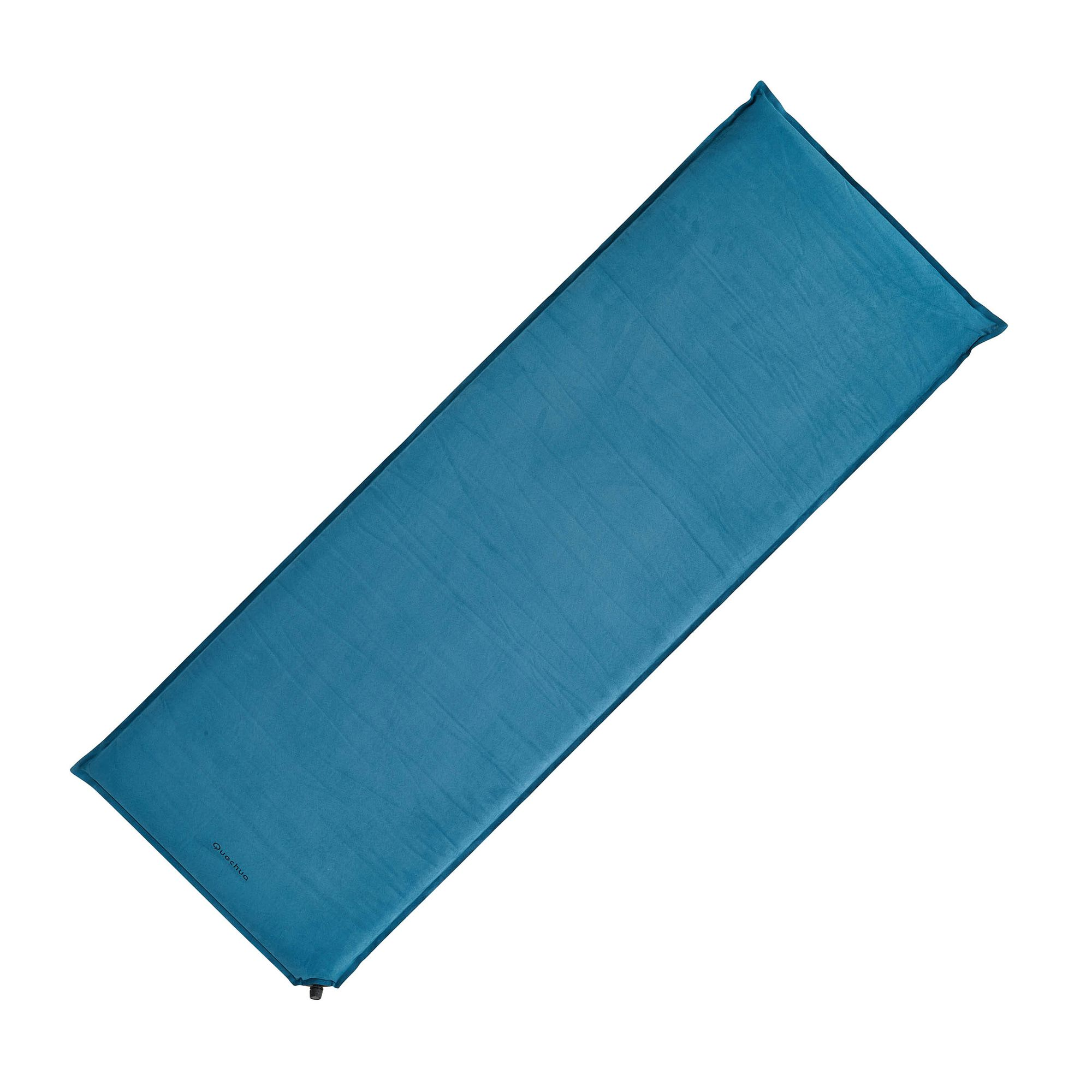 Matelas autogonflant de CAMPING / CAMP DU RANDONNEUR A300 | 1 pers. bleu