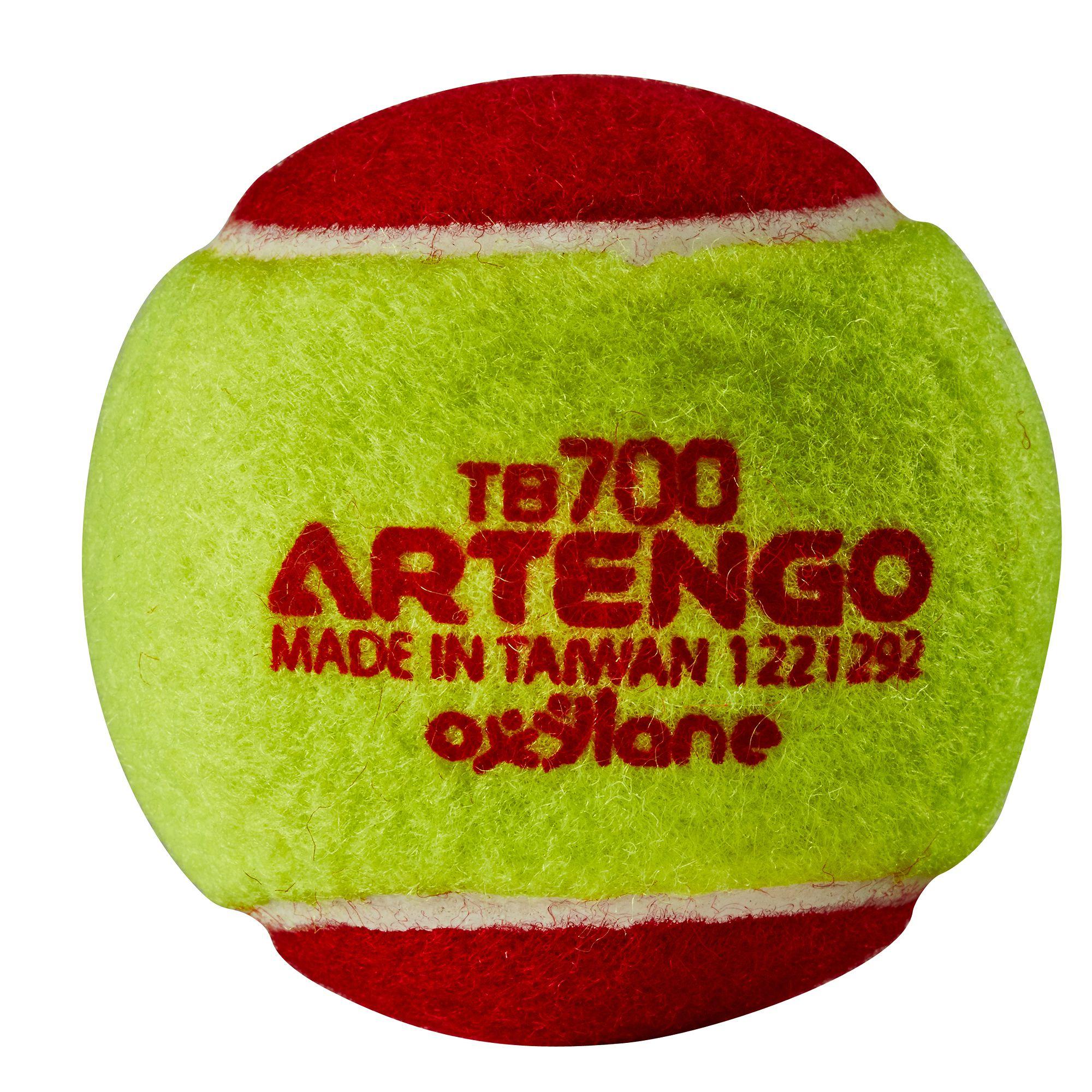BALLES DE TENNIS TB 700 ARTENGO