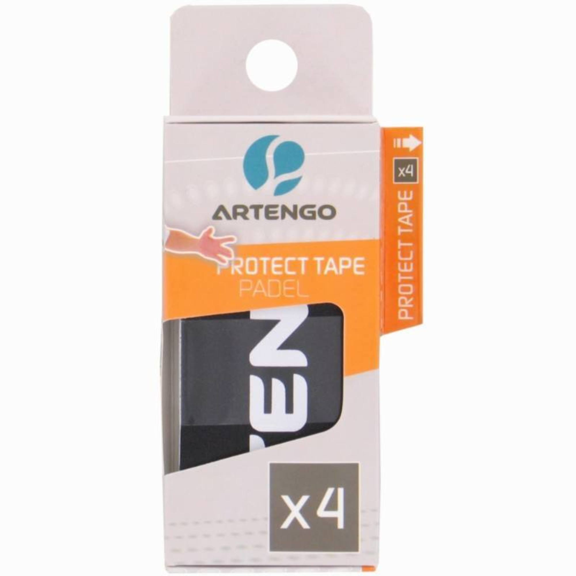 BANDE DE PROTECTION DE PADEL PROTECT TAPE NOIR