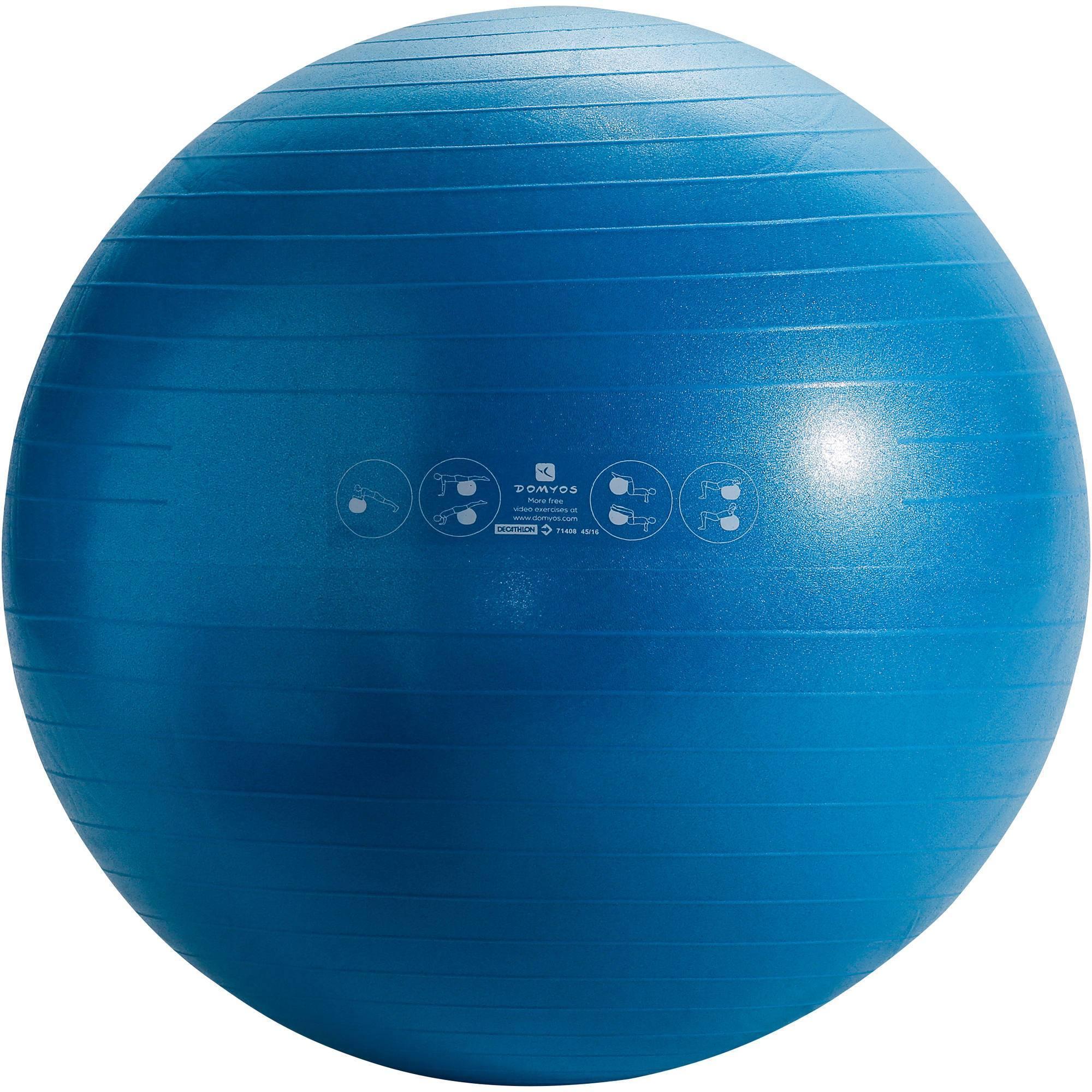 swiss ball anti eclatement pilates medium - clubs & collectivités