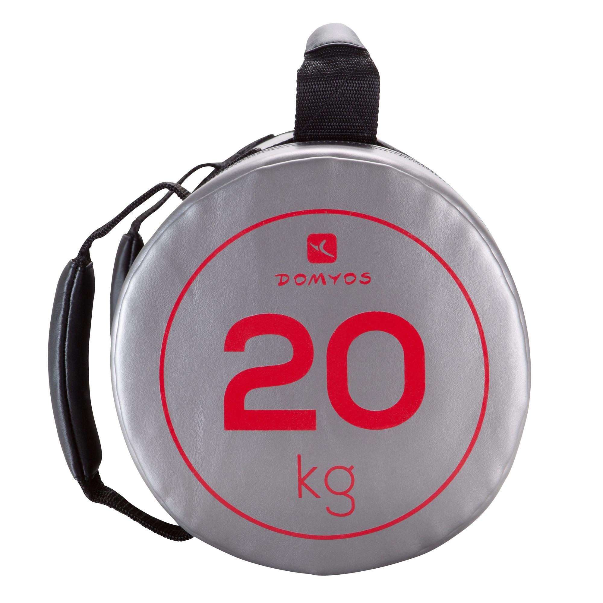 Sac lesté Cross Training weighted bag 20KG