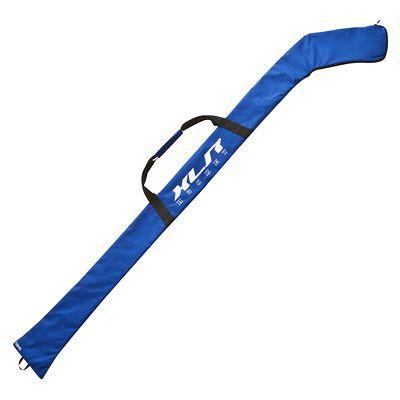 Housse de crosse hockey bleu