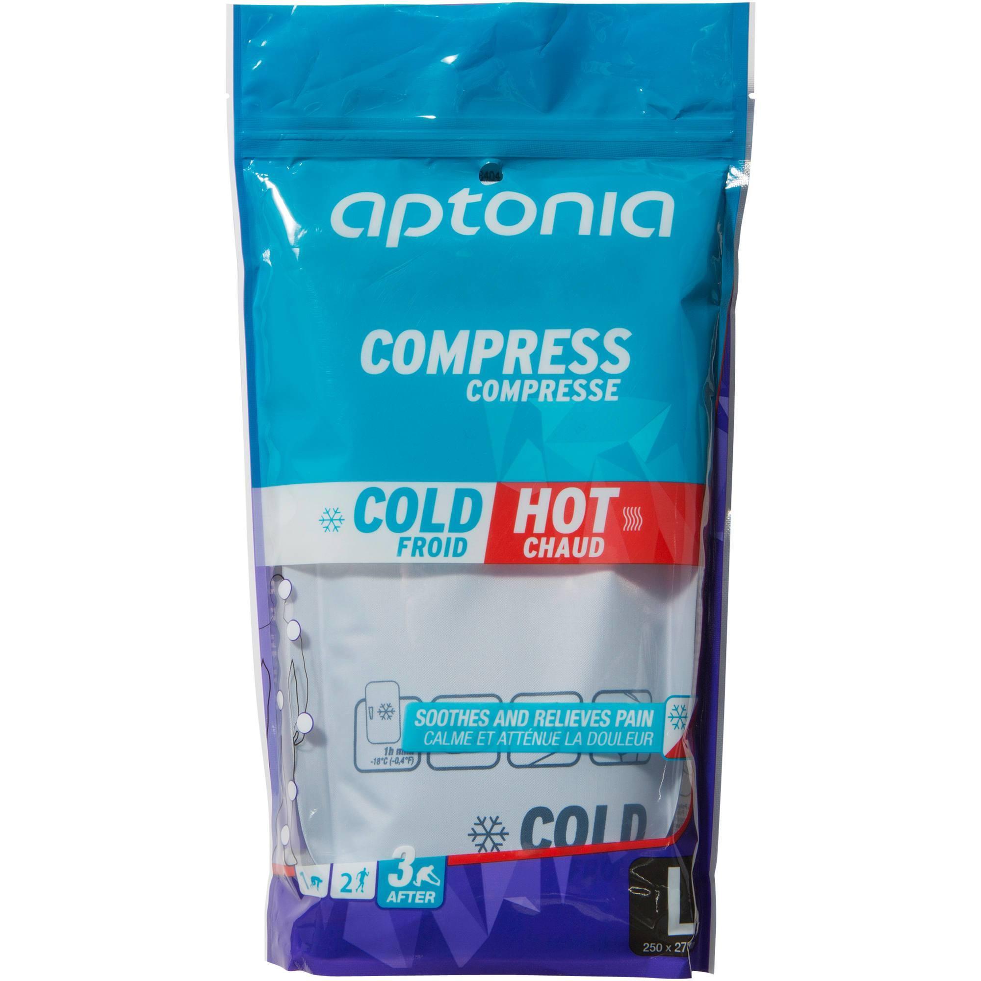 Compresse Chaud/Froid , poche de froid, Taille L
