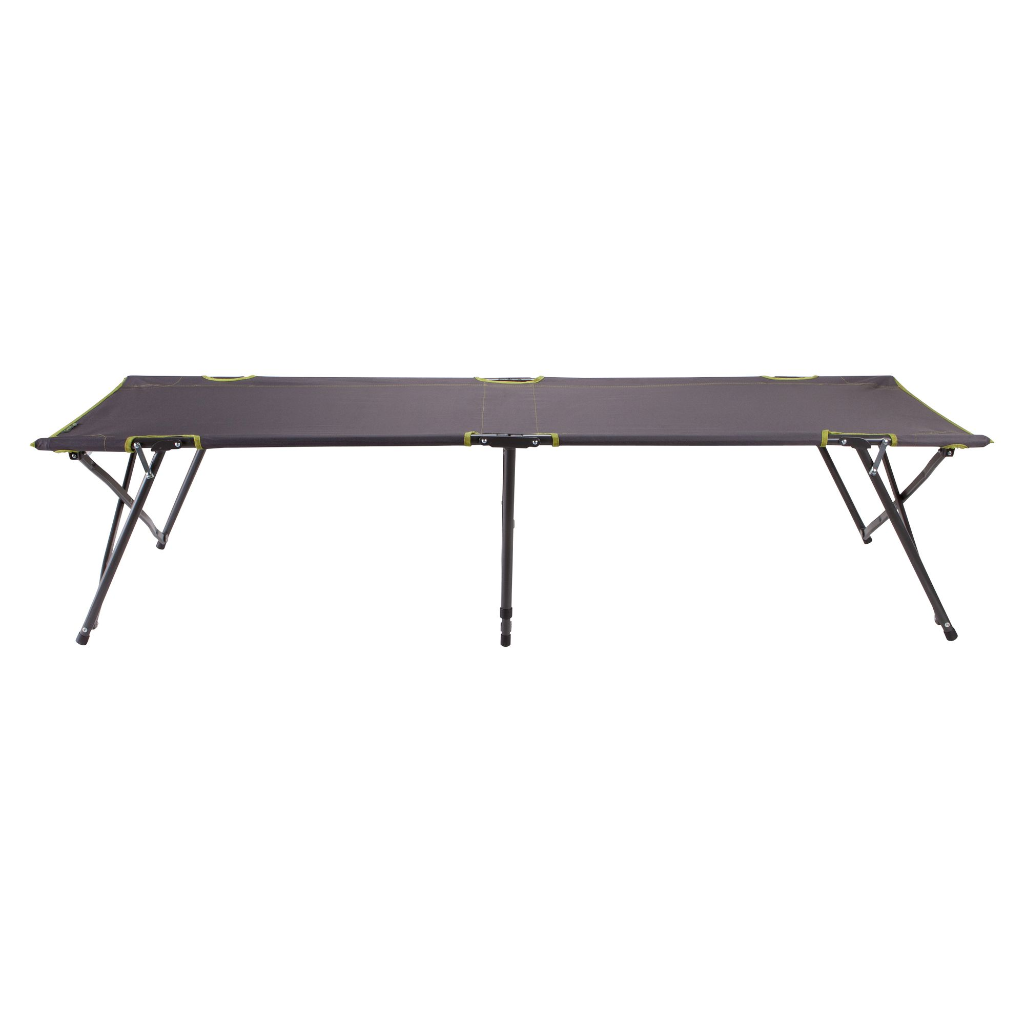 lit de camp 1 personne pliable l100 clubs collectivit s decathlon pro. Black Bedroom Furniture Sets. Home Design Ideas