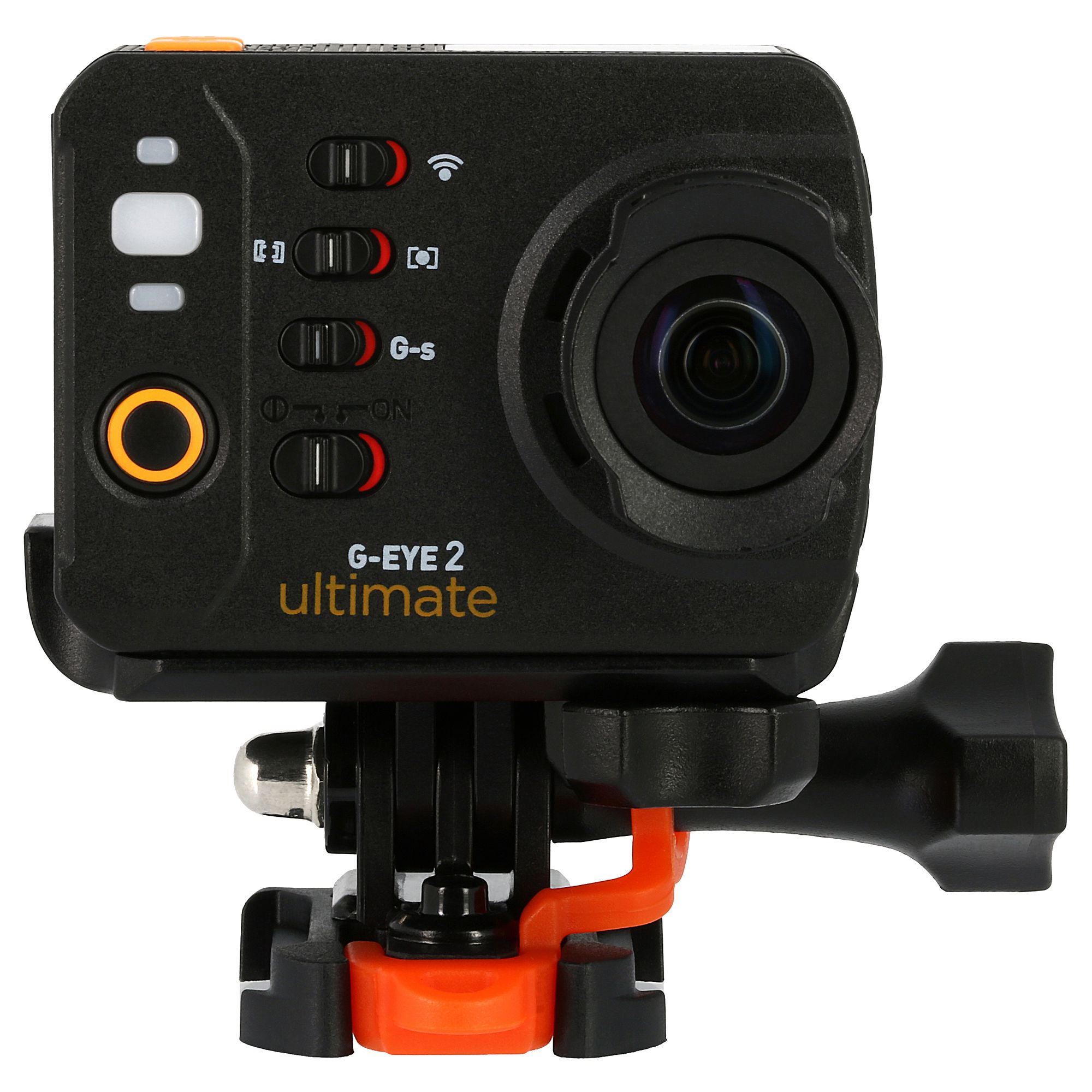 Caméra sportive G-EYE 2 ULTIMATE FULL HD (1080p / 60 FPS)