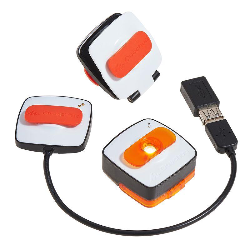 Eclairage randonnée CLIC v.1 orange