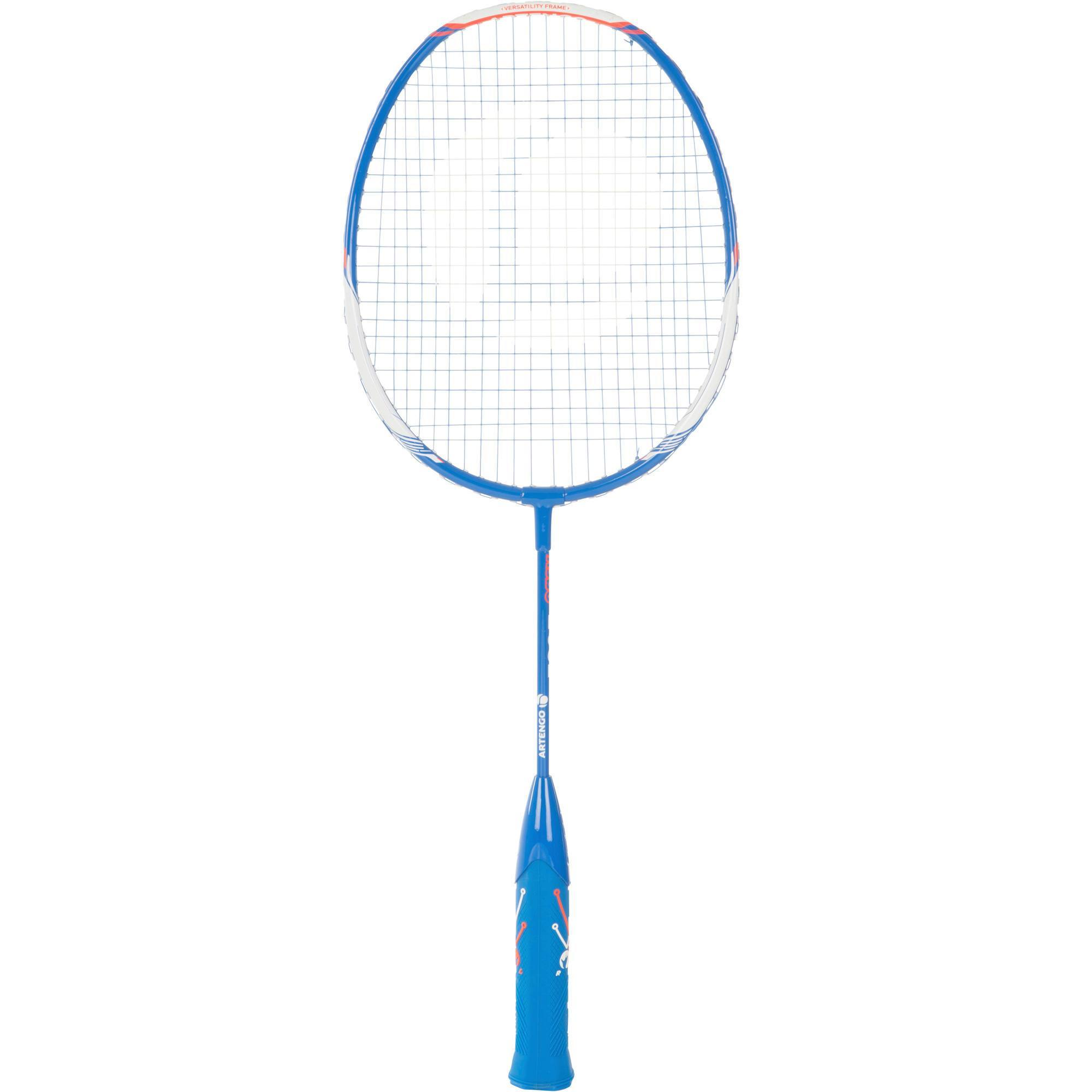 BR 700 JR Easy Grip Bleu Raquette junior de badminton