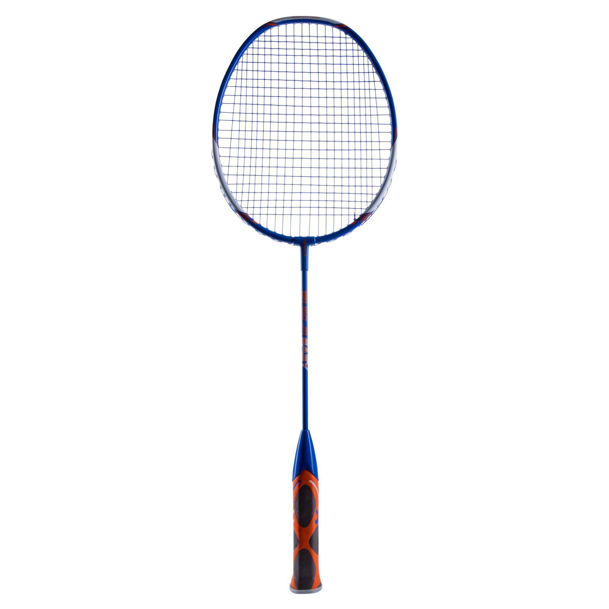 Raquette De Badminton BR160 Easy Grip Junior - Bleu