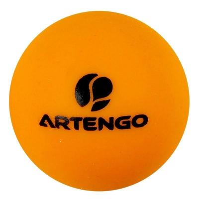 Artengo plastic ball orange