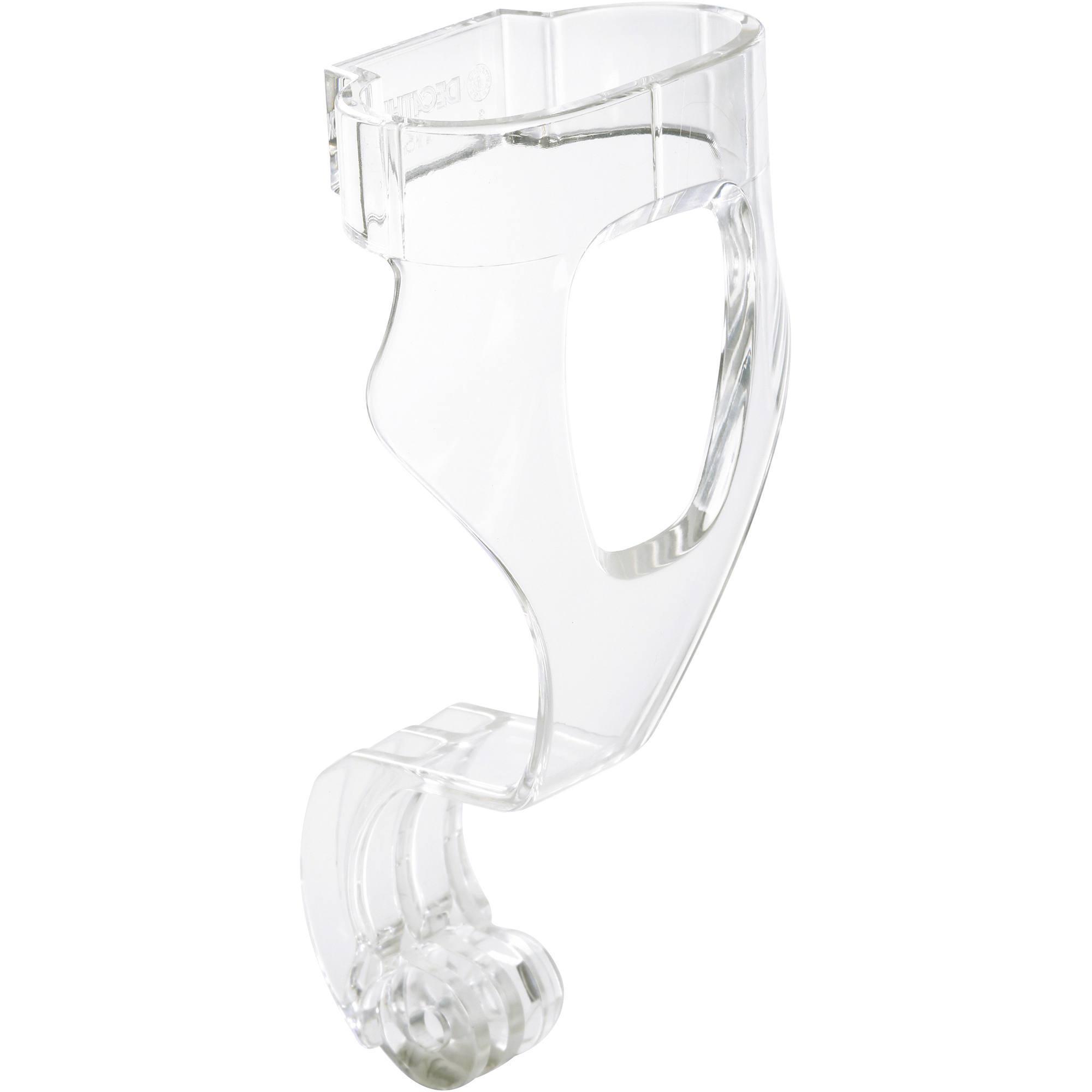Fixation caméra pour le masque de snorkeling Easybreath transparent